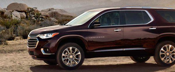 Кредит Chevrolet