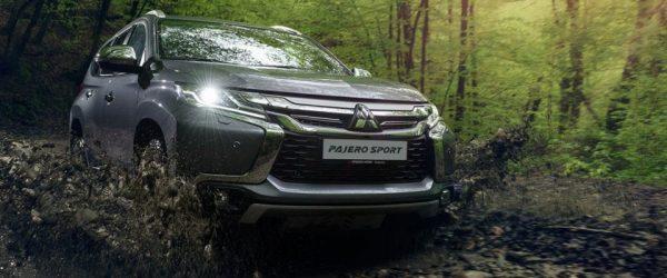 Специальное предложение на новый Mitsubishi Pajero Sport