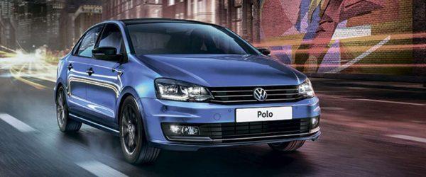 Акция Первый автомобиль на новые автомобили Volkswagen
