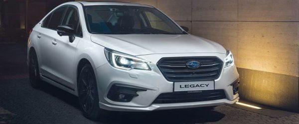 Subaru Legacy Ultimate