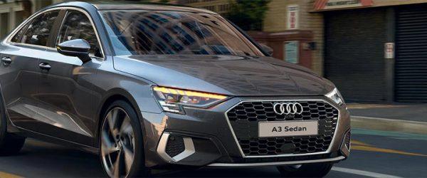 Специальное предложение на новые автомобили Audi А3
