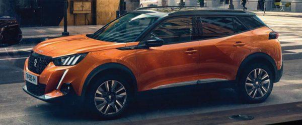 Специальное предложение при покупке нового Peugeot 2008