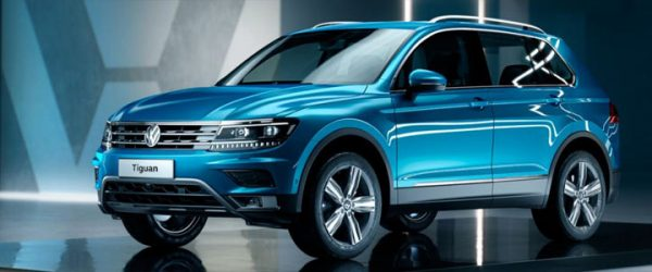 Получите выгоду при покупке кроссовера Volkswagen Tiguan