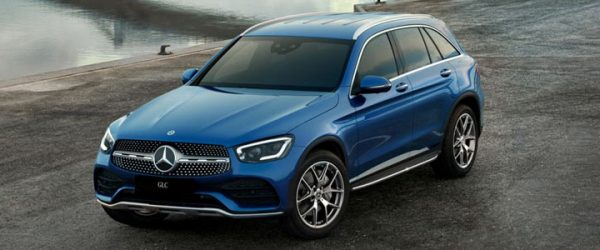 Специальное предложение на покупку нового Mercedes-Benz GLC